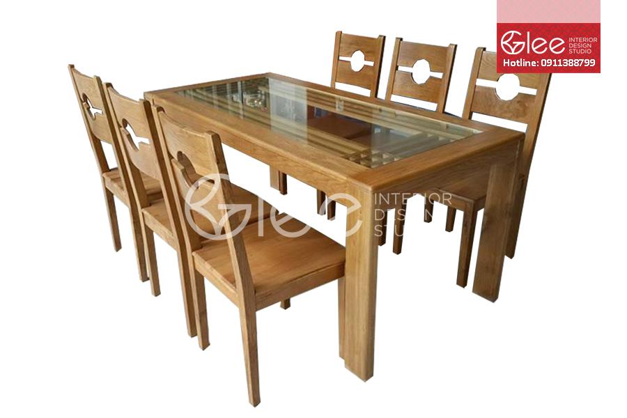 bàn ăn phong cách, ban an phong cach